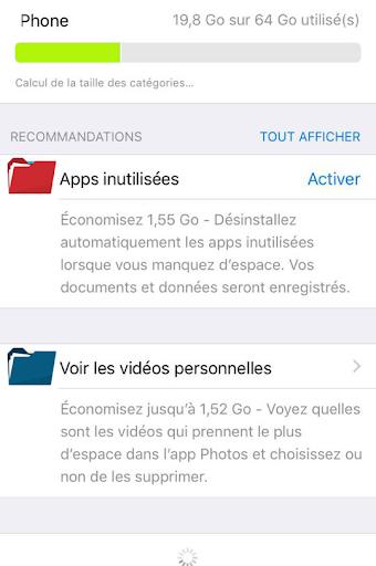 64GB Free Storage 3.0 screenshots 1