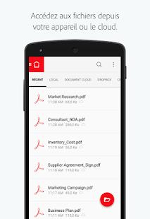 Téléchargement gratuit d'Adobe Reader 10.5.1 Android télécharger des applications gratuites pour Android. Seuls les meilleurs applications gratuites Android. Applications Android APK Télécharger.