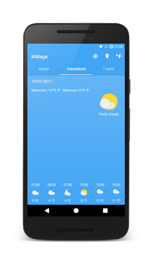 Meteo 2.0.8 screenshots 3