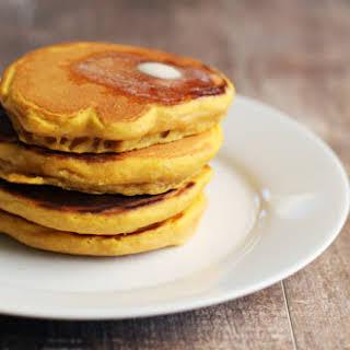 Pumpkin Pancakes.