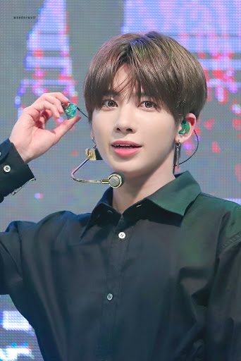 txt taehyun fan hair 8