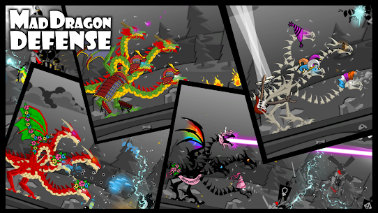 Mad Dragon Defense 7
