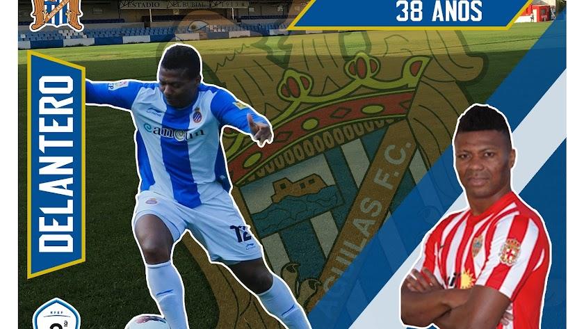 Kalu Uche defenderá la camiseta del Águilas esta temporada.