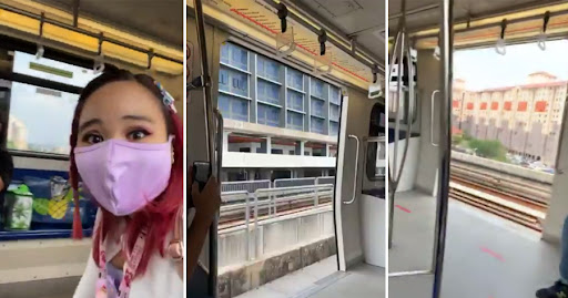 M'sian Shares How LRT Doors Suddenly Opened Mid-Journey, RapidKL Issues Apology