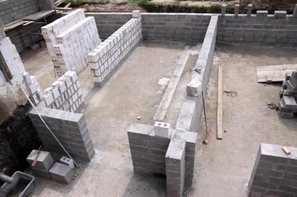 Budowa ścian murowanych