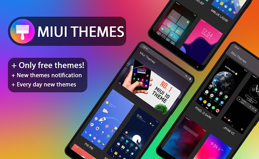 Themes for MIUI screenshot 1