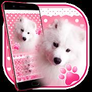 Pink Cute Pet keyboard
