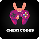 Download All Games Cheat Codes For PC Windows and Mac