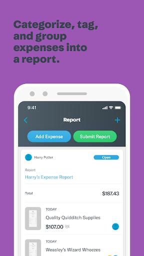 Expensify  screenshot 5
