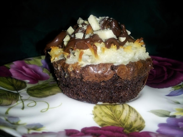 Almond Joy* Brownie Bites Recipe