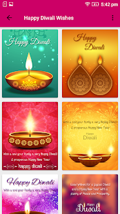 Happy Diwali Wishes 2017 : Diwali Greetings - náhled