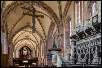 Photo: Der Dom zu Güstrow wurde in der ersten Hälfte des 13. Jahrhunderts errichtet.