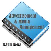 BCom Advertisment & Media Management Notes