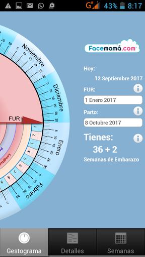 Pregnancy Weeks Calculator by Facemama Apk 1