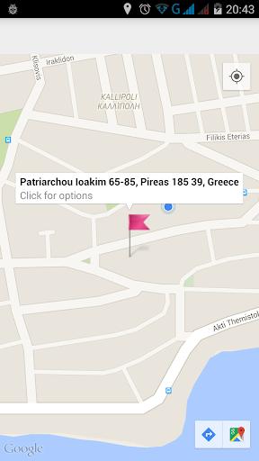 Where did I park Car Location
