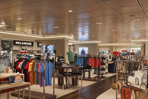 Avoid the crowds of malls and pick up what you need on your cruise on Norwegian Joy.