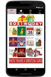 Happy Boxing Day - náhled