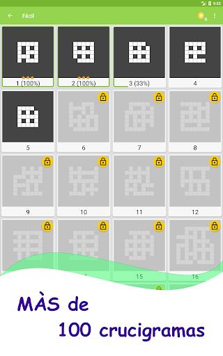 Crucigrama en espau00f1ol 1.1.3 screenshots 7