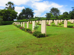Photo: Trincomalee War Cemetery.