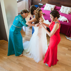 Wedding photographer David Sanz (fotodual). Photo of 08.06.2015