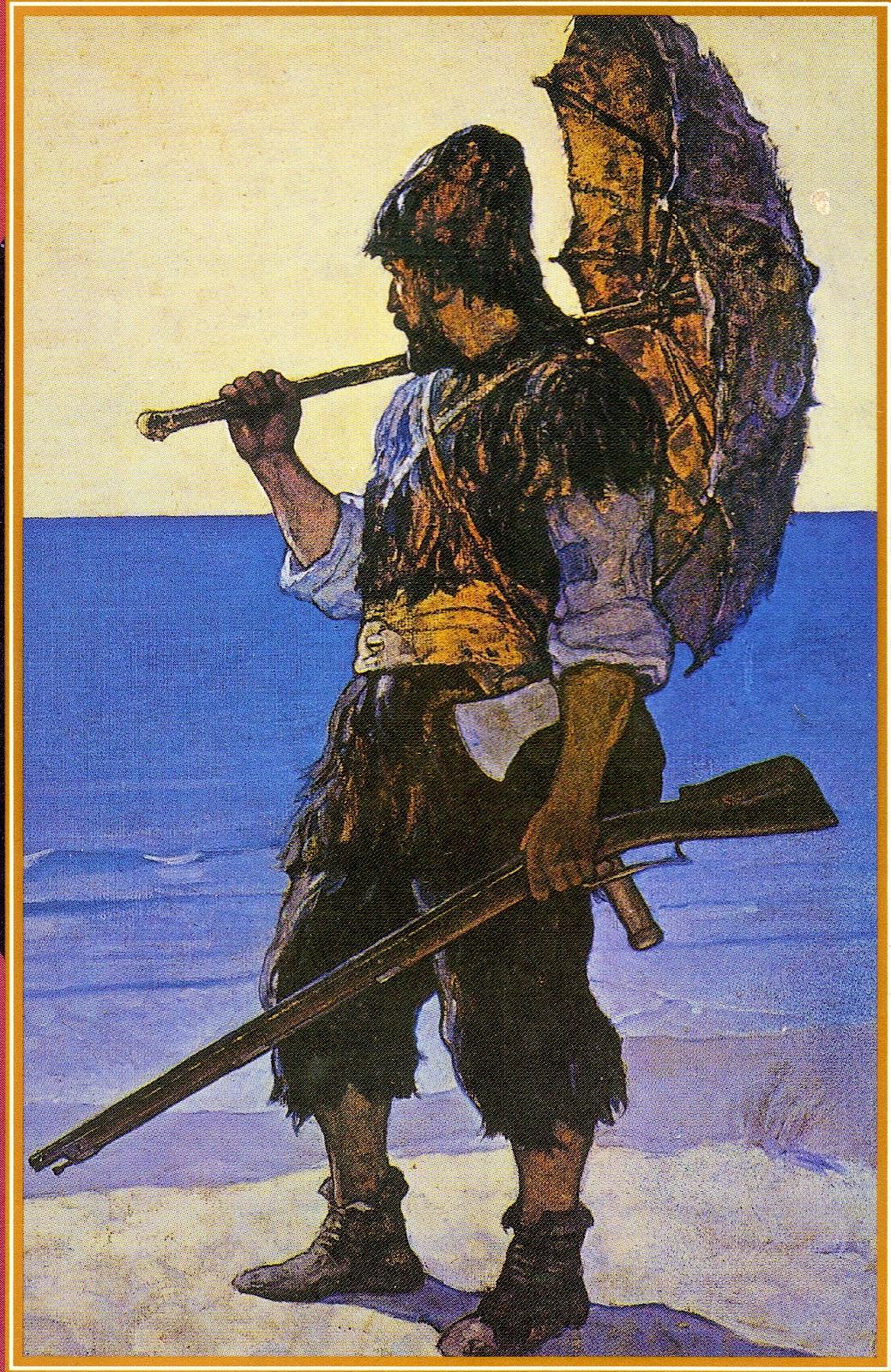 File:Robinson Crusoe Wyeth ...