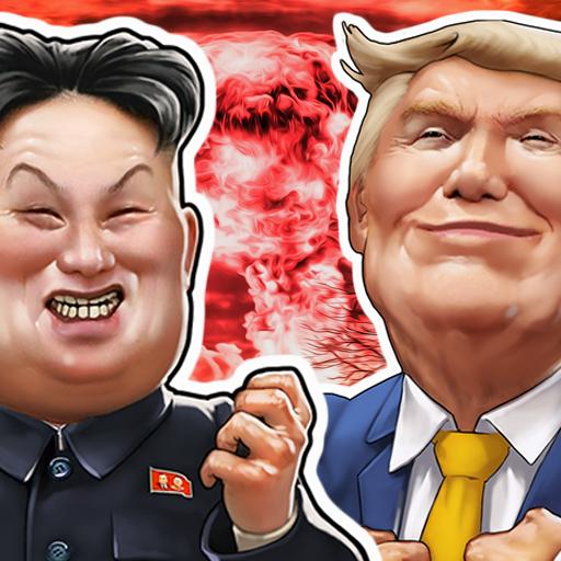Trump vs Kim — Online FPS Game