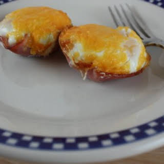 Baked Egg Cups.