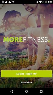 More Fitness - náhled