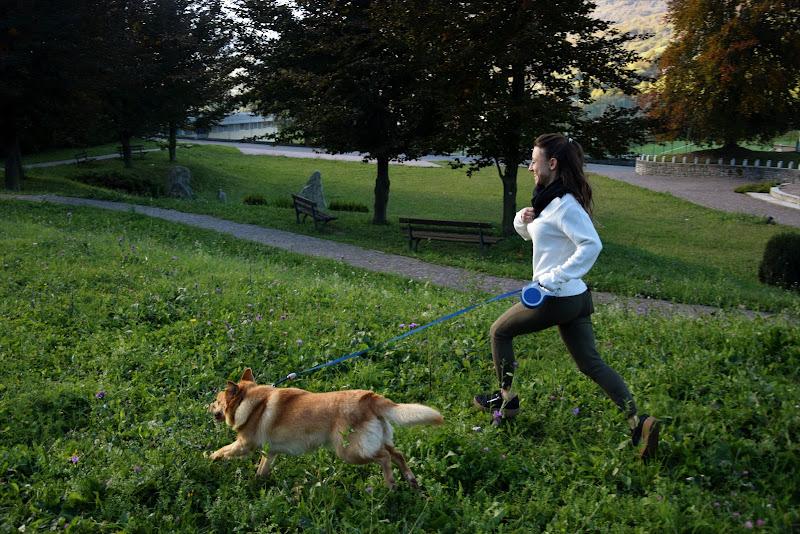 jogging con la mia amica di elibetta