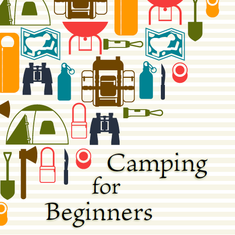 Camping for Beginners with Families
