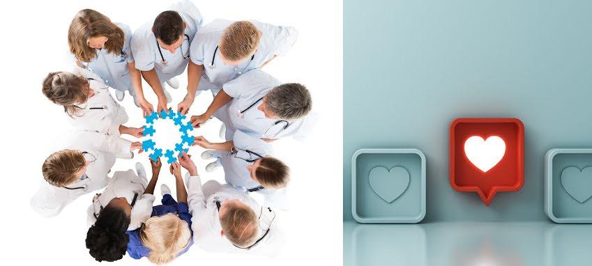 Sjukhusledningen måste vara involverad i den goda, nära, personcentrerade vården
