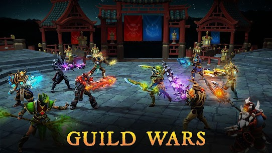 Dungeon Hunter 5 – Action RPG App Download For Android and iPhone 5