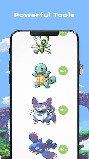 Color by Number - Pokees 3.9 screenshots 3