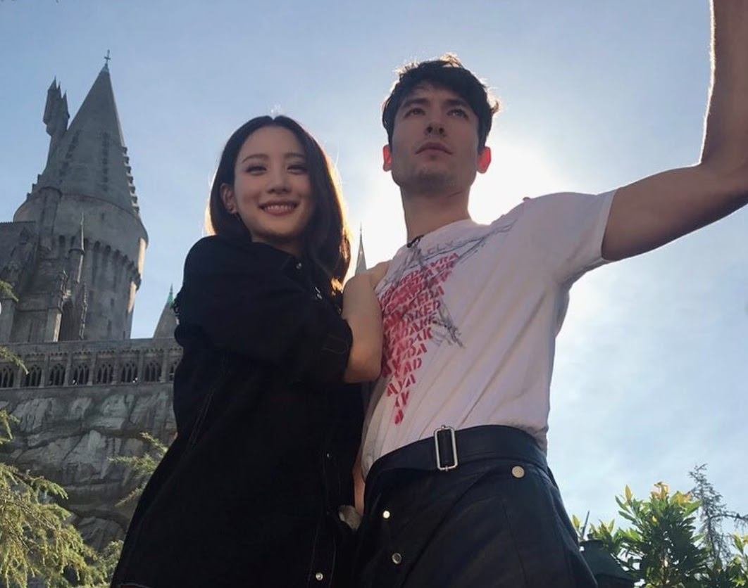 Claudia Kim Proves Her Adorable Chemistry With Ezra Miller
