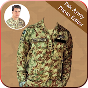 Pak Army Suit Editor - Commondos Suit Changer APK
