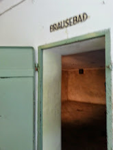 Photo: Gas chambers, which they used to call showers to lure people in