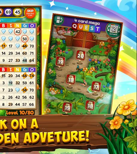 Bingo Quest - Summer Garden Adventure 64.120 screenshots 16