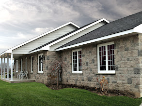 Photo: Q-Stone with a Rideau and Sterling Colour Blend