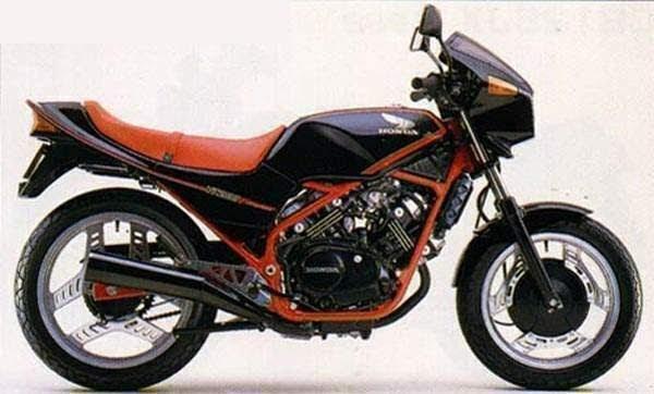 Honda VT 250 F/FII-manual-taller-despiece-mecanica