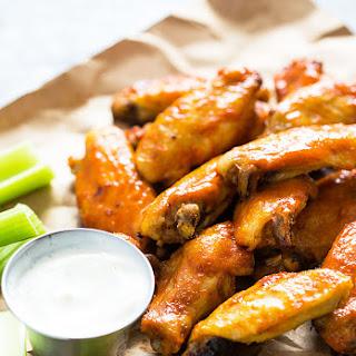 Slow Cooker Buffalo Chicken Wings Recipe