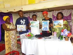 Photo: FInal artwork chosen for the Ng'ombeni-Pesa