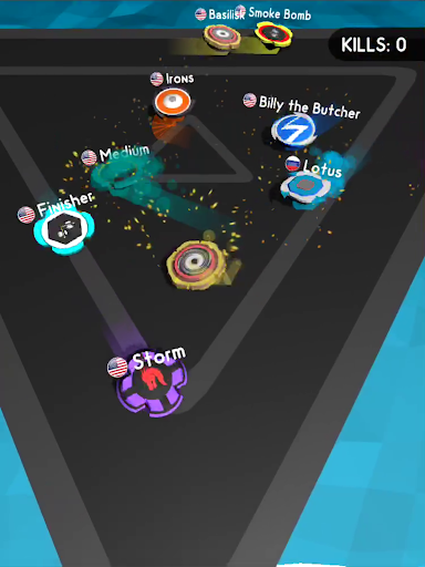 Top.io - Spinner Game apkpoly screenshots 9