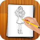 How to Draw Ever After High icon