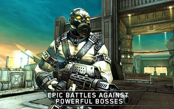 SHADOWGUN apk screenshot