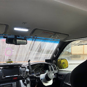 ハイエースバン TRH200V のカスタム事例画像 みぃちゃんさんの2019年05月21日16:42の投稿