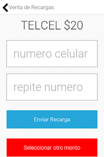 Tecnopay Recargas- screenshot thumbnail