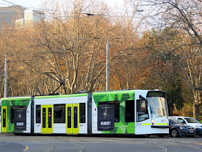 Photo: Melbourne - city tram