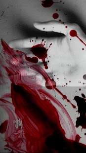Blood Live Wallpaper- screenshot thumbnail