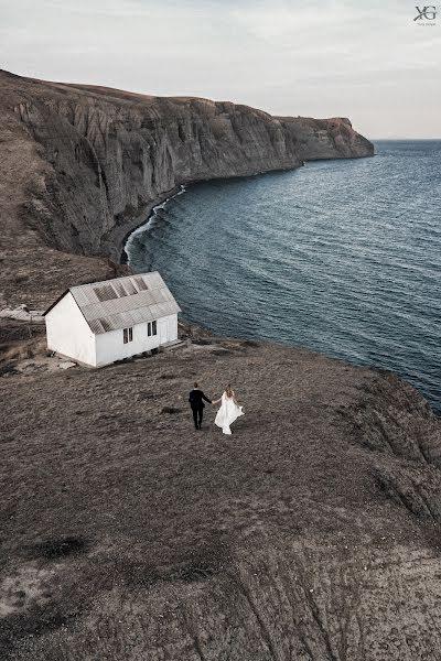 Wedding photographer Yuriy Golyak (golyak). Photo of 05.10.2020
