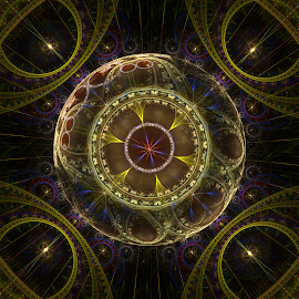 JWF18262-F by Ricky Jarnagin - Illustration Abstract & Patterns ( abstract art, fractal art, jwildfire, fractal, abstract, 3d fractal )